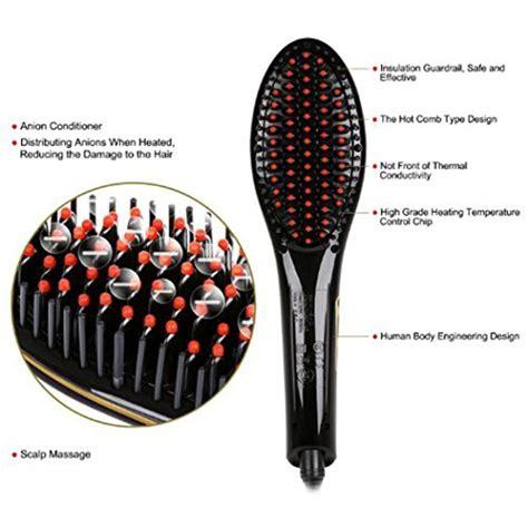 apalus brush hair straightener instant magic silky straight styling apalus brush hair straightener instant magic silky