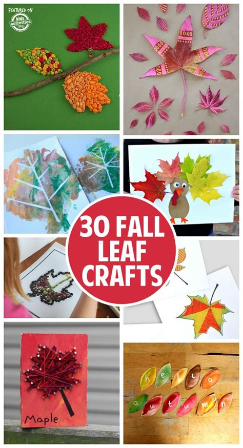 30 cool ways to use autumn leaves for fall home d 233 cor 30 fun and festive fall leaf crafts fall leaves crafts