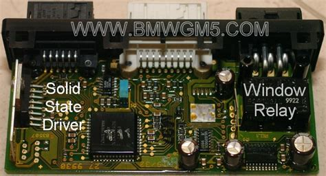 bmw pm bt module