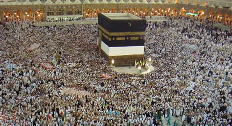 hajj muslims gather from around the world in mecca for