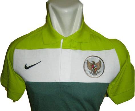 Badge Garuda Bordir jersey shop kaos polo timnas nike thailand