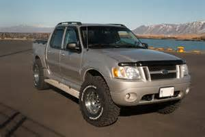 black ford explorer sport trac lifted image 81