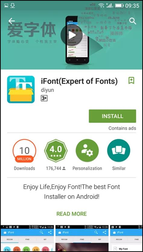 fonts for android without rooting best font for android ideas font players font replacement apk for android 10 best