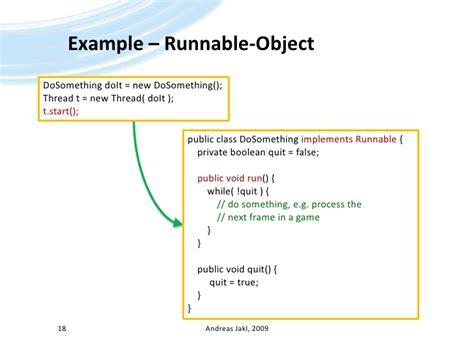 java tutorial runnable java me 04 timer tasks and threads