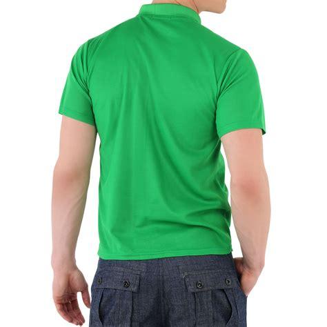 light cotton mens light cotton plain polo t shirt sleeve collared
