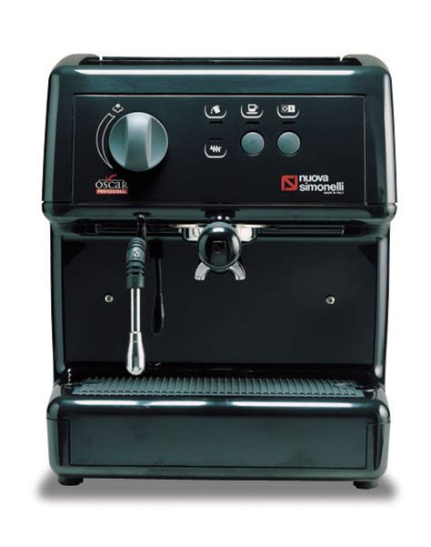 Coffee Machine Simonelli the expresso shoppe nuova simonelli oscar