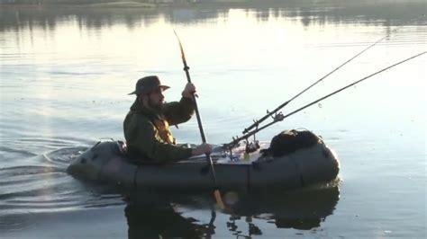 inflatable fishing boat setup inflatable kayak fishing setup alpacka packraft youtube