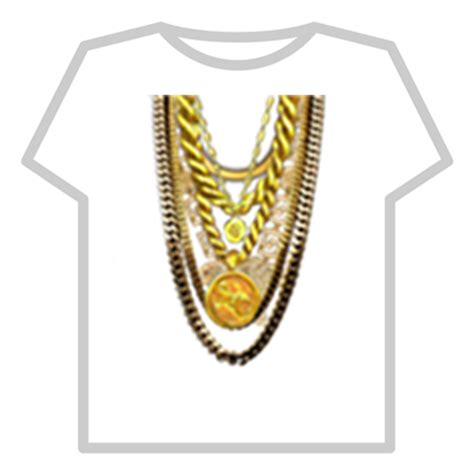 gold chain roblox