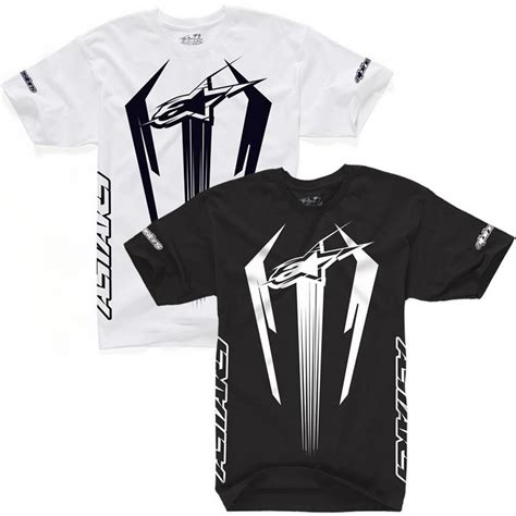 Alpinestar T Shirt alpinestars 2012 official crew neck t shirt alpinestars