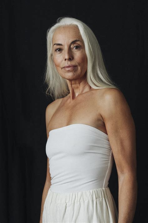 60 year old 60 year old model stars in stunning swimsuit caign