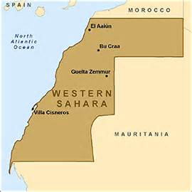 health information for travelers to western sahara