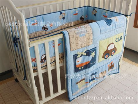 crib bedding patterns aliexpress com buy promotion 3pcs car embroidery