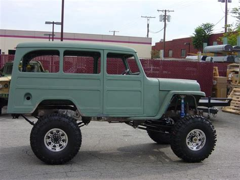 willys jeep truck lifted 17 best images about vehicles on jeep