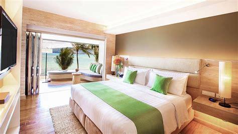 bedroom deluxe suite ocean view amari phuket