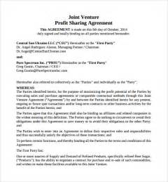 Jv Agreement Template Free by Simple Joint Venture Agreement Free Auto Design Tech