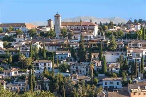 spain three cities 1860118267 file san nicolas from alhambra granada spain jpg wikimedia commons