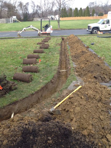 garden state earth works drainage