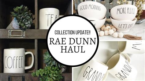where to buy rae dunn rae dunn haul mondunn monday youtube