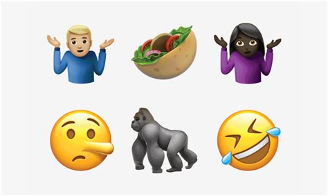 apple new emoji here s every single new emoji now available on your iphone