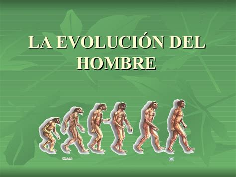 la abolicin del hombre la evoluci 243 n del hombre