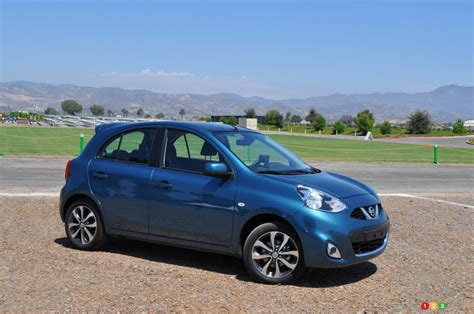 nissan micra 2014 2014 nissan micra car reviews auto123