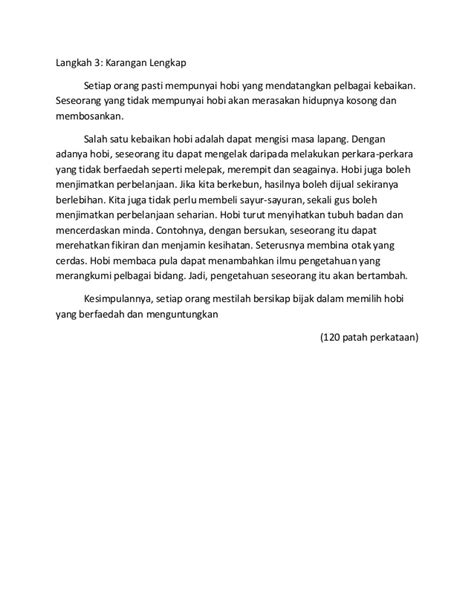 contoh karangan on batik contoh karangan bahasa melayu bm spm tingkatan resepi