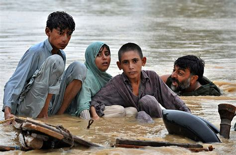Floods In Pakistan 2010 Essay by The Gilgit Baltistan Post Exploring Ways Of Democracy And Fundamental Human Rights
