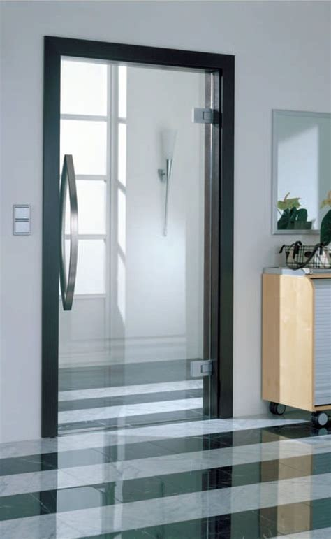 glass single swing interior doors for office all about doors