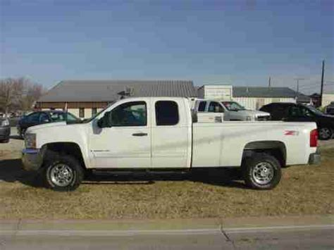 2009 chevy hd buy used 2009 chevy 2500 hd 4x4 extended cab bed
