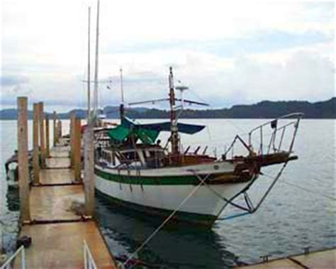captain ron fishing boat log 37 costa rica s pacific coast