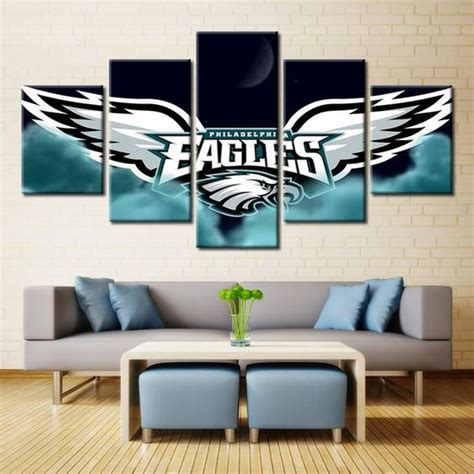 philadelphia eagles wall picture modern home