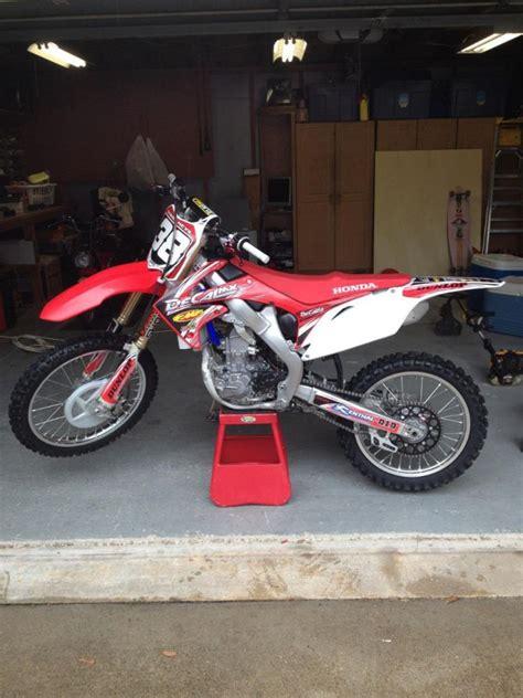 honda crf 2012 buy 2012 honda crf 250r dirt bike on 2040 motos