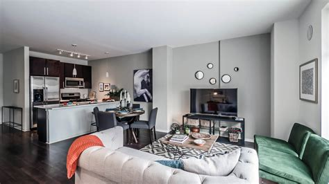 Chicago One Bedroom Apartment | downtown chicago apartment deals and finds yochicago