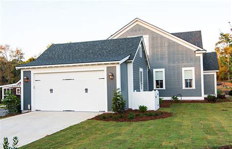 Southern Living Garage Plans Benning Southern Living House Plans