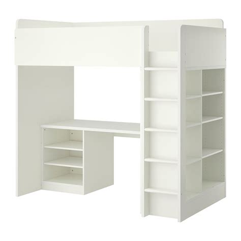 bunk bed desk combo ikea stuva loft bed combo w 2 shlvs 3 shlvs ikea