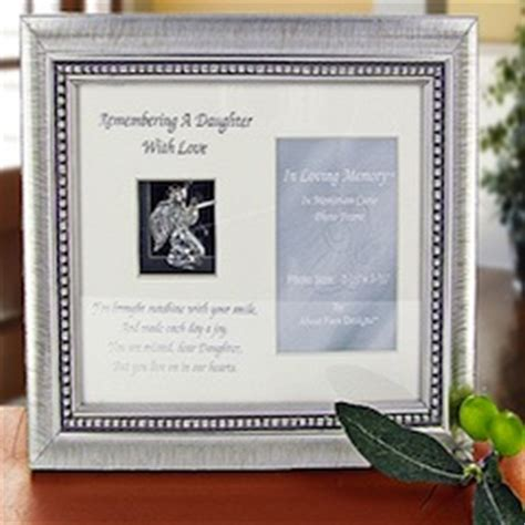 in loving memory photo frame gift ideas