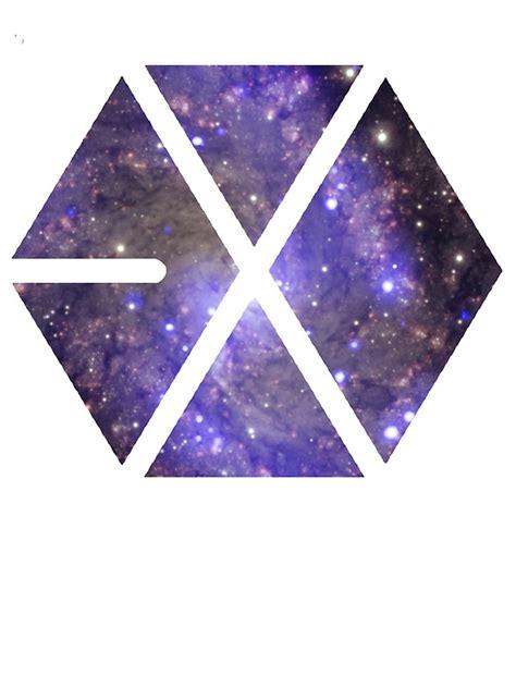 exo wallpaper samsung s3 171 exo logo 187 stickers par beforethedawn redbubble