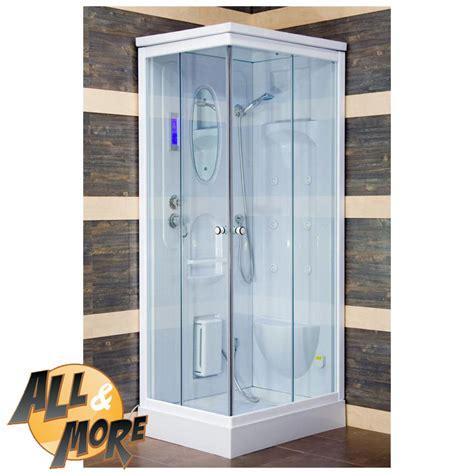 cabina doccia idromassaggio 80x80 all more it cabina box doccia idromassaggio con sauna