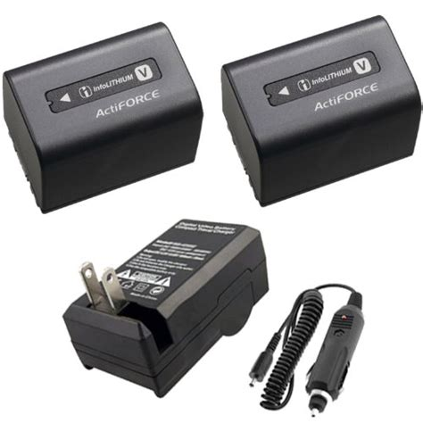 Sony Np Fv70 Rechargeable Camcorder Battery Pack 1960m Berkualitas 1 original sony np fv70 rechargeable camcorder battery pack 2060mah 8 4v 2pcs replacement