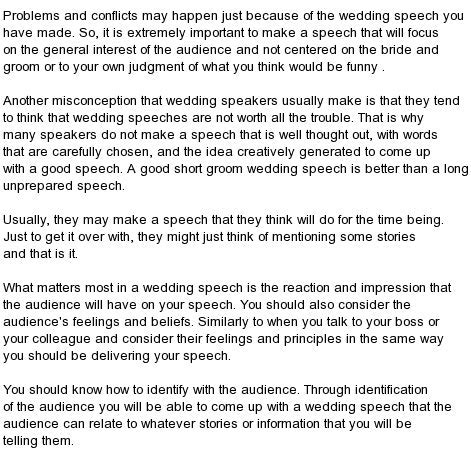 All kind of Best Wedding Speeches : Sister In Law Speech