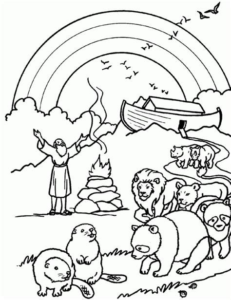 imagenes para pintar religiosas el arca de noe para colorear imagui