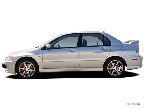 image 2005 mitsubishi lancer 4 door sedan evolution viii