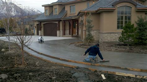 concrete layout jobs utah custom concrete contractors preferred custom