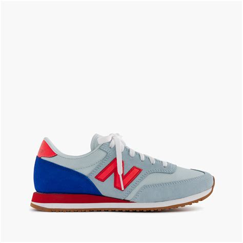 sneaker crew j crew s new balance 620 sneakers in blue lyst