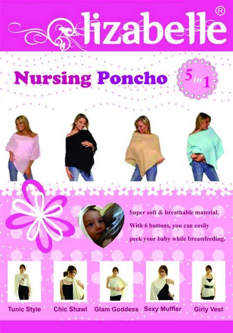 Apron Menyusui Nursing Cover Autumnz Nursing Poncho Glamorous Graphite jual penutup menyusui nursing poncho cover menyusui murah high quality ibuhamil
