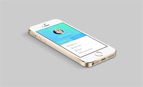 mobile app page profile page mobile app ui on behance