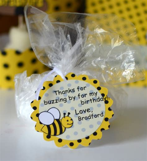 bumble bee birthday favors bumble bee baby shower