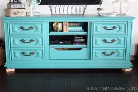 Colorful Dressers by Dressers