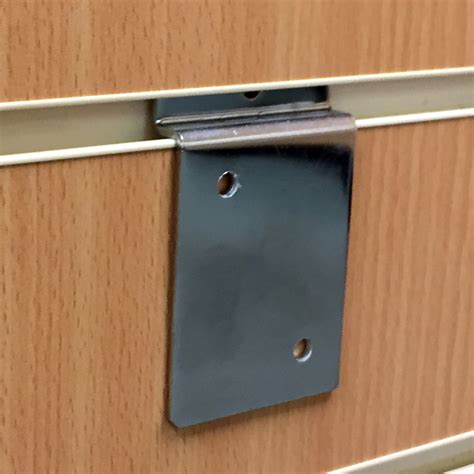 Hanging A Shelf With Brackets by Uni Shop Shop Fittings Slatwall Hanging Cabinet Bracket