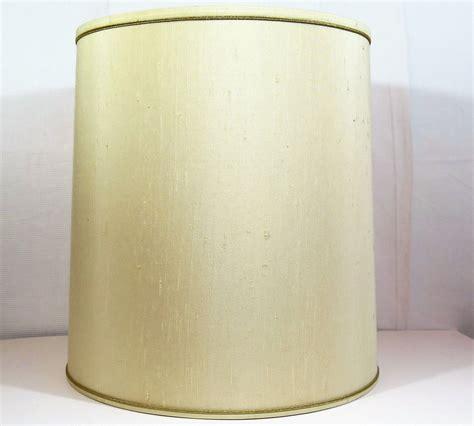 16 drum l shade stiffel 2 drum barrel l shades 16 tall gold trim